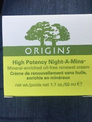 Origin's Night-a-mins Moisturizer