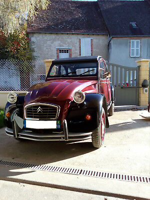 2 Cv Citoën Charleston From 1987 Perfect Condition 69000 Km Certified