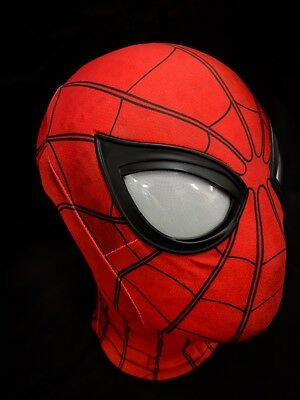 Spider-Man Homecoming Face-Shell Mask Set