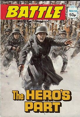 BATTLE PICTURE LIBRARY - No 298  THE HERO'S PART
