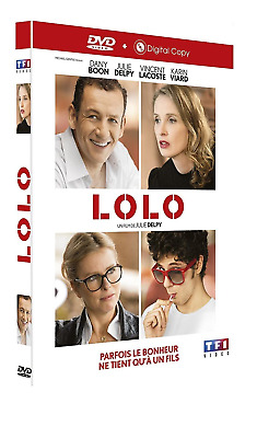 DVD LOLO   Dany Boon  NEUF SOUS BLISTER