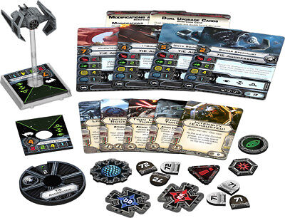 Star Wars X-wing: TIE Aggressor Expansion Pack