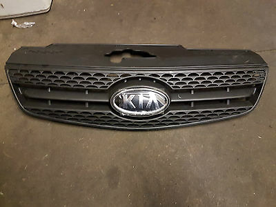 Kia Rio Grill Approximately 2006 > 2010 New Old Stock Cosmetically Good