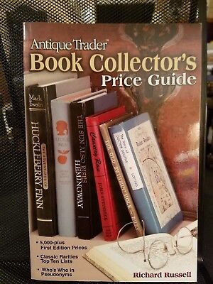 """Antique Trader Book Collector's Price Guide"" 2003 Like New Illustrated"