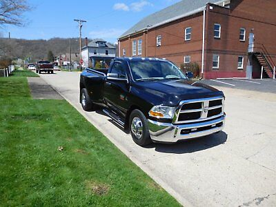 2012 Ram 3500 ST 2012 Ram 3500 ST 4X2 Regular Cab Dually