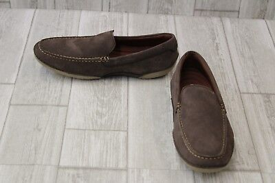 7f232d1f245 COLE HAAN MEN S MotoGrand Traveler Driving Shoe British Tan C29629 ...