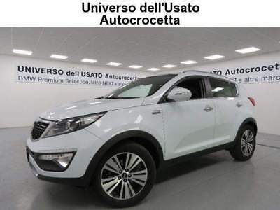 Kia Sportage 2.0 CRDI VGT 184CV AWD Feel Rebel