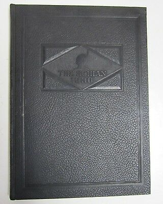 1930 South High School Akron, Ohio OH Yearbook The Sohian