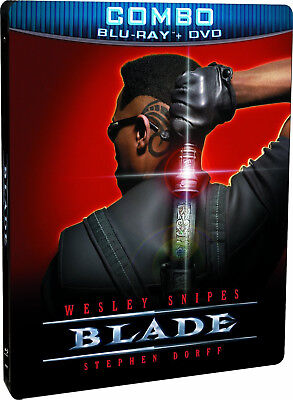 Blade - Limited Edition Steelbook [Blu-ray + DVD] New & Sealed!!