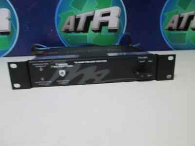 4 OUTLET SERIES SURGE MIDDLE ATLANTIC PD-415R-SP RACKMOUNT POWER 15A