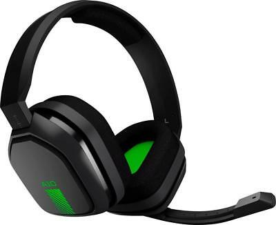 Astro Gaming - A10 Wired Stereo Gaming Headset for Xbox One - Green/black