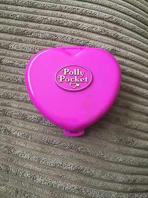 Vintage 1995 Polly Pocket Secret Diary 100% Complete & Working
