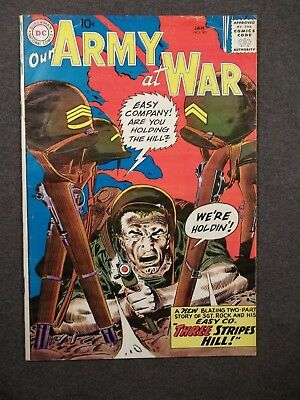Our Army At War #90  ORIGIN!