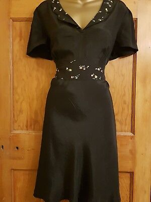 Lovely 40's 50's style Teadress from Cath Kidston Size 14 Vintage/Retro