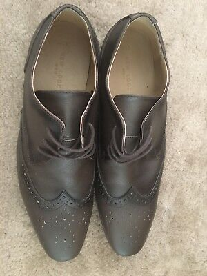 mens shoes New Look brogues Size 9