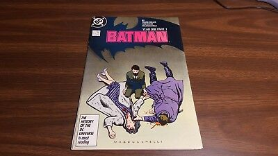 DC Comics Batman #404 Year One 1st Modern Catwoman Frank Miller NM- W/P