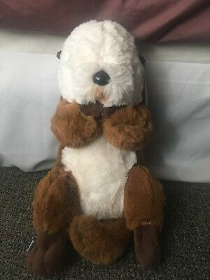 NWT! Large Sea Otter Plush from Japan!
