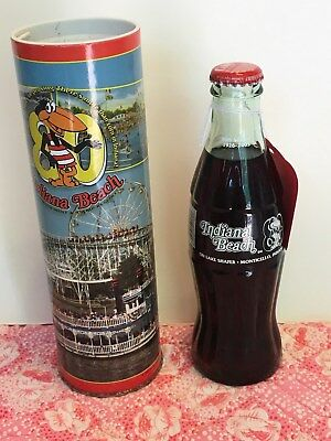 Indiana Beach Amusement Resort-coke bottle and tube