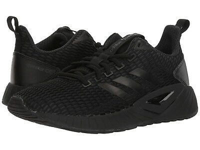finest selection 13458 b8818 Mens Adidas Questar CC All Black Running Sneaker Athletic Shoes DB1157 Size  13