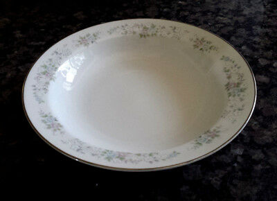 Carlton Fine China Japan Corsage Pattern 481 Soup Bowl