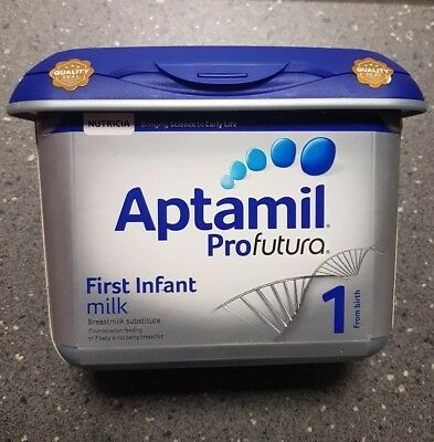 Aptamil Profutura First Infant Milk Stage 1 From Birth 800g~UK SELLER