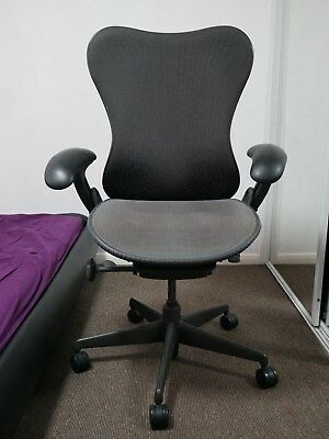 herman miller mirra office chair fully loaded 162 00 picclick uk