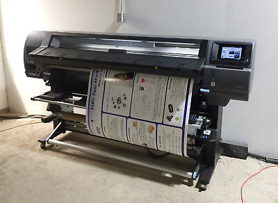 """HP LATEX 360 64"""" WIDE FORMAT PRINTER - Great Condition!"""