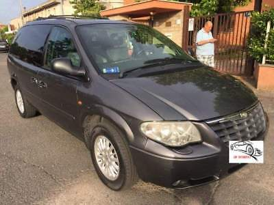 Chrysler voyager 2.8 crd lx automatica pelle navi cruise