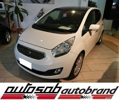 KIA Venga 1.6 CRDI Cool Tetto Pan. Pelle Unico Proprietario