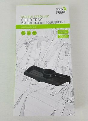 Baby Jogger Double Stroller Child Snack Drink Tray City Mini GT Summit X3