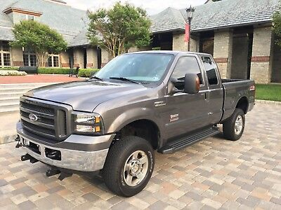 2006 Ford F-350 XLT 2006 Ford F-350 XLT Super Duty - Loaded - Diesel