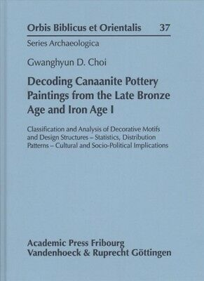 Decoding Canaanite Pottery Paintings from the Late Bronze Age and Iron Age 1 ...