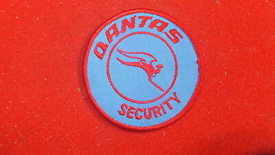 Patch - Airline - Qantas Security - Australia