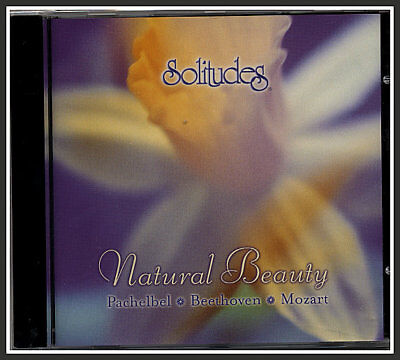 Natural Beauty Music CD, Pachelbel, Beethoven,Mozart,Classical Music with Nature