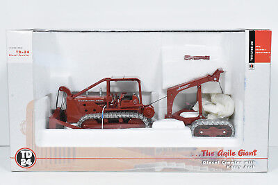 International Harvester TD-24 Forestry Dozer with Issacson Log Arch 1:50 Scale
