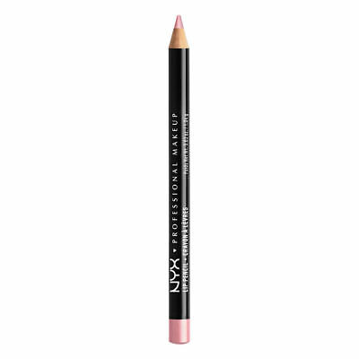 NYX Lip Liner Pencil Flower Pink Professional Cosmetics Makeup Smooth Long Last