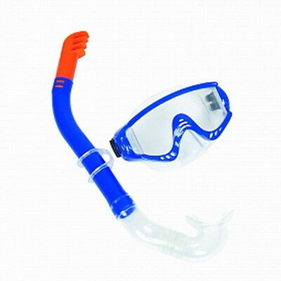 Bestway Pro Series Mask & Snorkel Set- BLUE new and sealed RECREATIONAL SCUBA