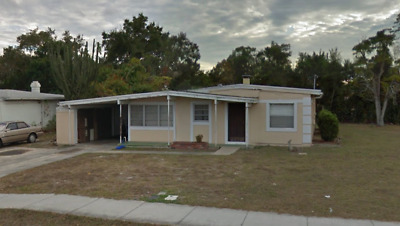 3Bed/1Bath Single Family In Orlando, Fl, Pre-Foreclosure, Huge 1,700 Sq Ft, Nr