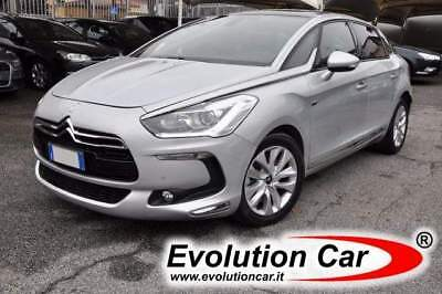 Ds ds 5 hybrid4 business 3 tetti navi pelle camera 2 pdc