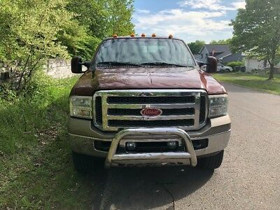 2005 Ford F-350 King Ranch Ford F-350 powerstroke King Ranch CCLB