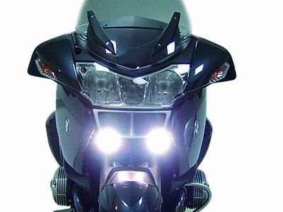 Micro Hella Super White Driving Light Kit for BMW R1200RT