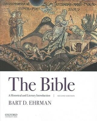 The bible ehrman bart d new mixed media product 10245 bible a historical and literary introduction paperback by ehrman bart d fandeluxe Gallery