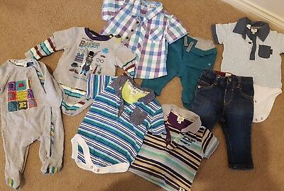 ted baker baby boys size 000 and 00 and 0