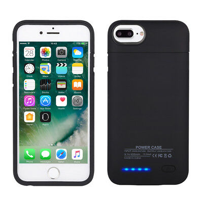 3000mAh for iPhone 7 8 6 6S Battery Charger Case External Power Pack Bank Cover