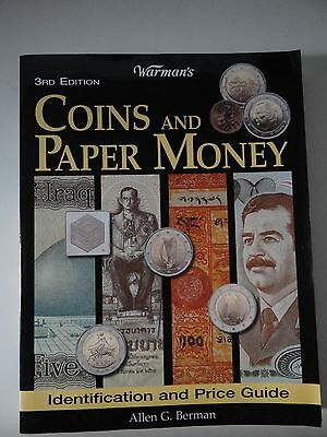 Coins and Paper Money Münzen  Banknoten Katalog