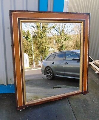 Large Antique Victorian Mirror    Delivery Available