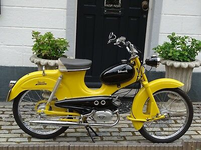 Rabeneick lastboy oldtimer moped