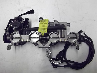 YAMAHA XJR 1300 2007 2008 2009 2010 INJECTORS / throttle bodies