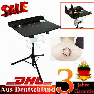 Portable Tattoo workstation by OOLS - Compact stand ready to travel Neu