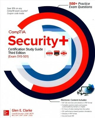 Comptia security certification bundle third edition exam sy0 501 comptia security certification sy0 501 paperback by clarke glen e lachan fandeluxe Gallery